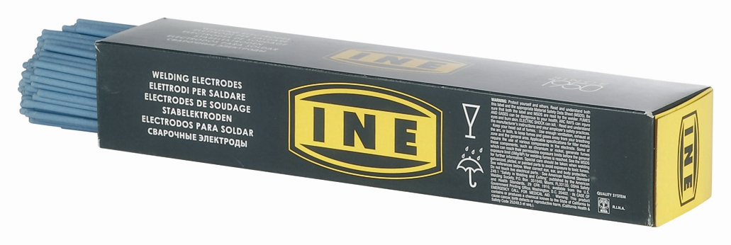 INE 46 BLUE MILD STEEL ELECTRODE E6013 3.2mm 5kg
